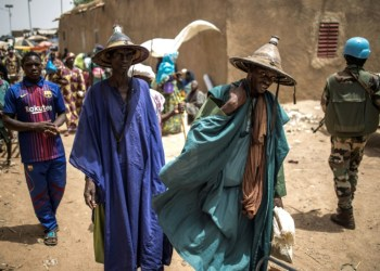 The Fulani, an ethnic group also known as Peuls, are scattered across the Sahel and have deep traditions of nomadic herding