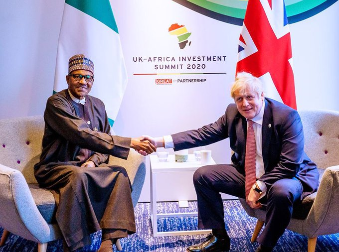 UK-Africa Summit: Four British companies sign deals with Nigeria