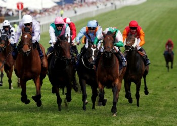 English racing's resumption after being suspended for over two months due to the coronavirus pandemic was like the first day at a new school Mark Spincer Managing Director of the company that operates Newcastle racecourse told AFP | AFP / ADRIAN DENNIS