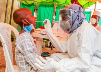 Kano State Government says it has conducted 8, 273 coronavirus (COVID-19) samples test since the outbreak of the pandemic in the state in April. PHOTO:Twitter