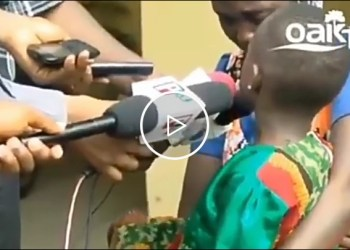 VIDEO: 4-Year-Old Girl Narrates How She Was Raped By Her School Uncle