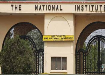 National Institute for Policy and Strategic Studies (NIPSS). Photo: CHANNELSTV