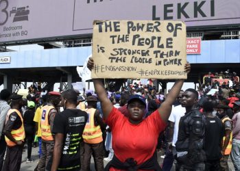 History Of Protests In Nigeria