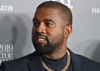 (FILES) In this file photo taken on November 6, 2019 US rapper Kanye West attends the WSJ Magazine 2019 Innovator Awards at MOMA in New York City. (Photo by Angela Weiss / AFP)