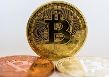 FILES) Bitcoin briefly rose above $60,000 for the first time on March 13, 2021, as the world's most popular virtual currency continued its record-breaking run. (Photo by JACK GUEZ / AFP)