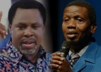 T.B Joshua Is With The Lord, We Shall Meet Again – Adeboye Reveals
