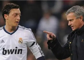 'She Has Slept With Everyone At Inter, AC Milan' – How Mourinho's Claims Made Ozil Dump Girlfriend