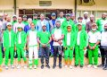 AFA Sports provided the kits for Team Nigeria's contingent to Tokyo 2020 Olympics