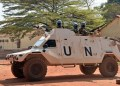 FILE PHOTO: UN peacekeepers on patrol in the Central African Republic. /Getty Images
