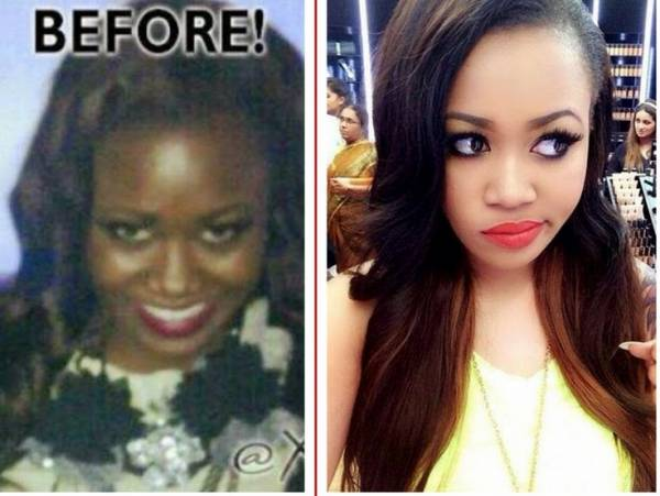 Celebrities Who Openly Bleached Their Skin 9