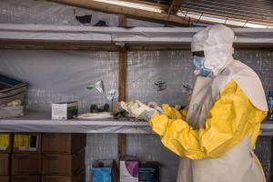West Africa's first-ever case of Marburg virus disease confirmed in Guinea