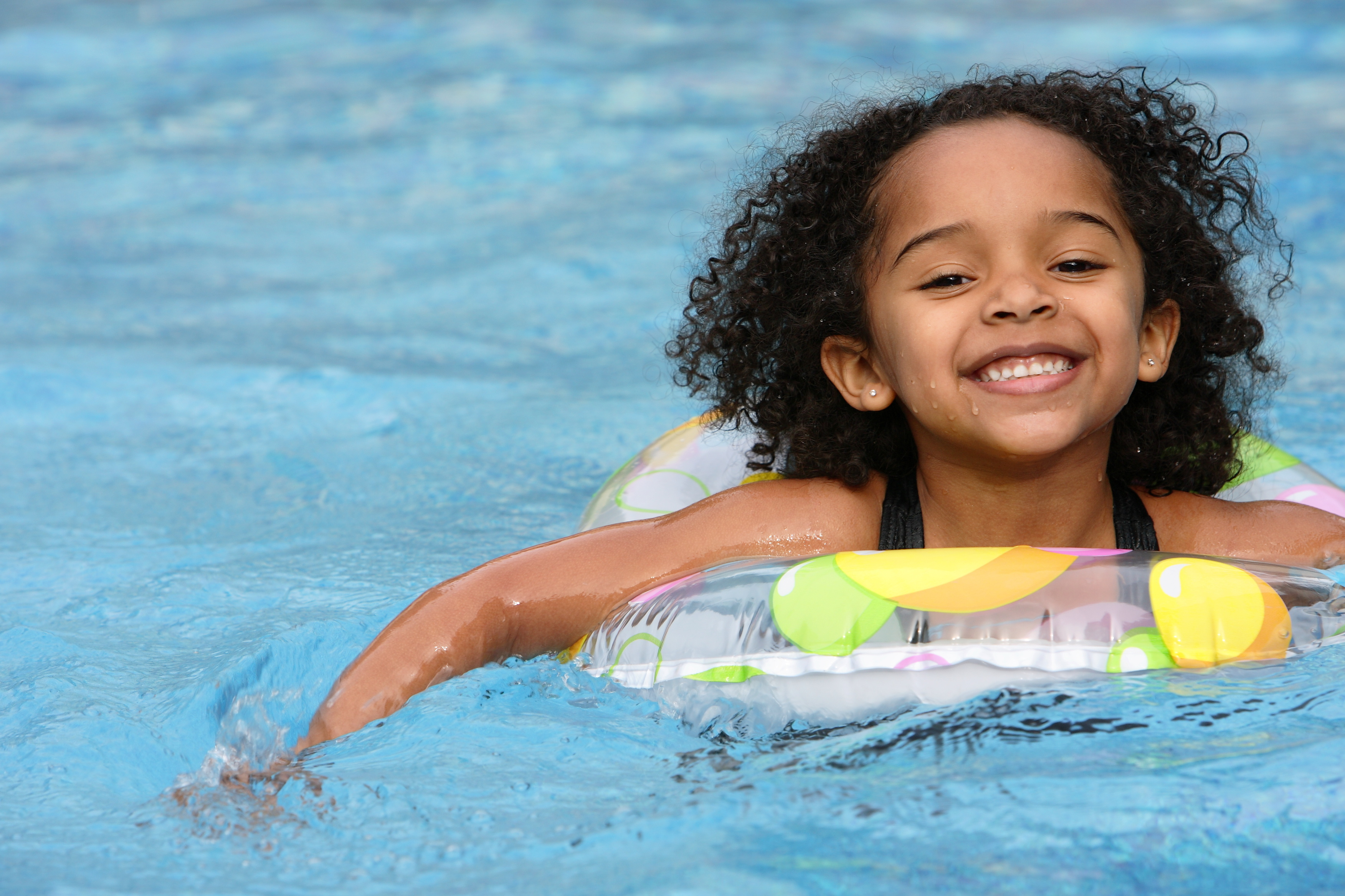 Image result for two black kids in pool pictures