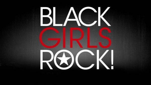 Black Girls Rock logo Afrobella