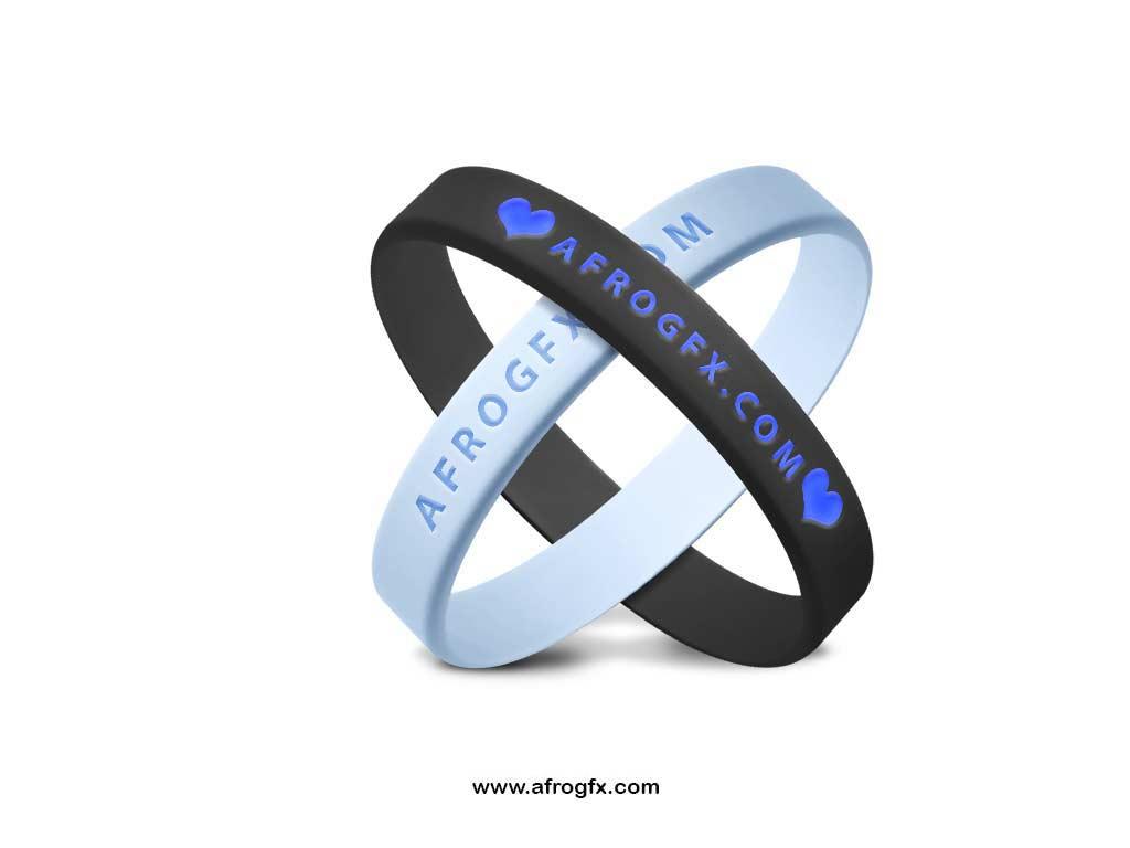 Silicone Wristband PSD