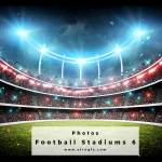 Football Stadiums 6 Stock Photo