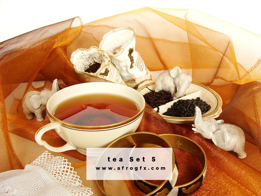 Cup of tea Set 5