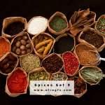 Stock Photo - Spices 9 Stock Photo