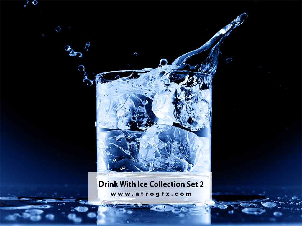Drink With Ice Collection Set 2