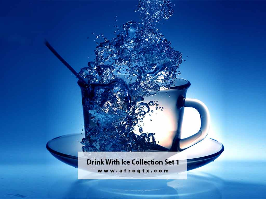 Drink With Ice Collection Set 1