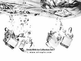 Drink With Ice Collection Set 7