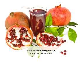 Fruits on White Background 9 #Apple