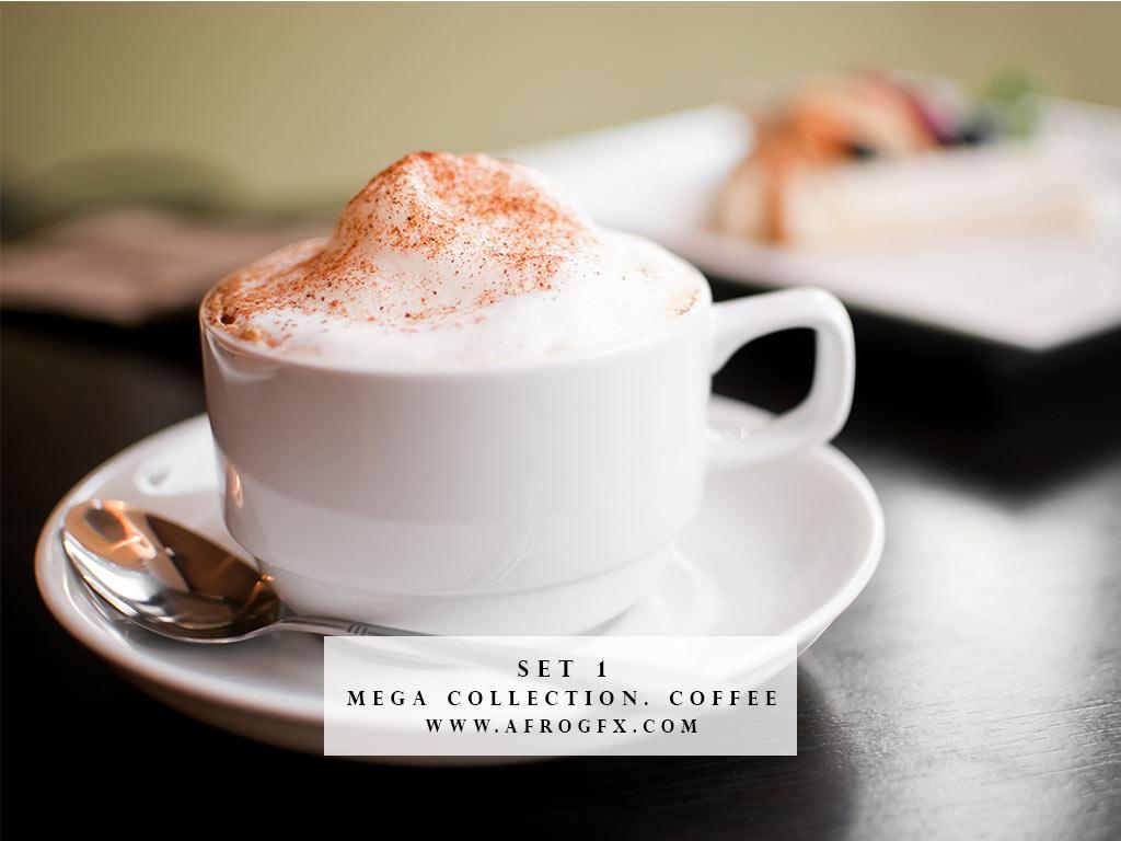 Mega Collection. Coffee #1
