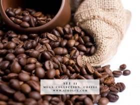 Mega Collection. Coffee #11 - Stock Photo