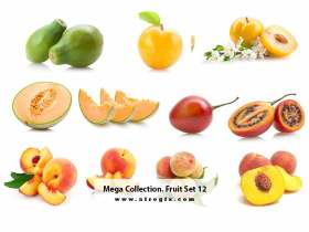 Mega Collection. Fruit #12