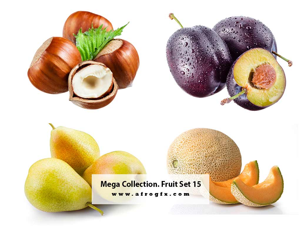 Mega Collection. Fruit 15