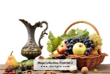 Mega Collection. Fruit #2