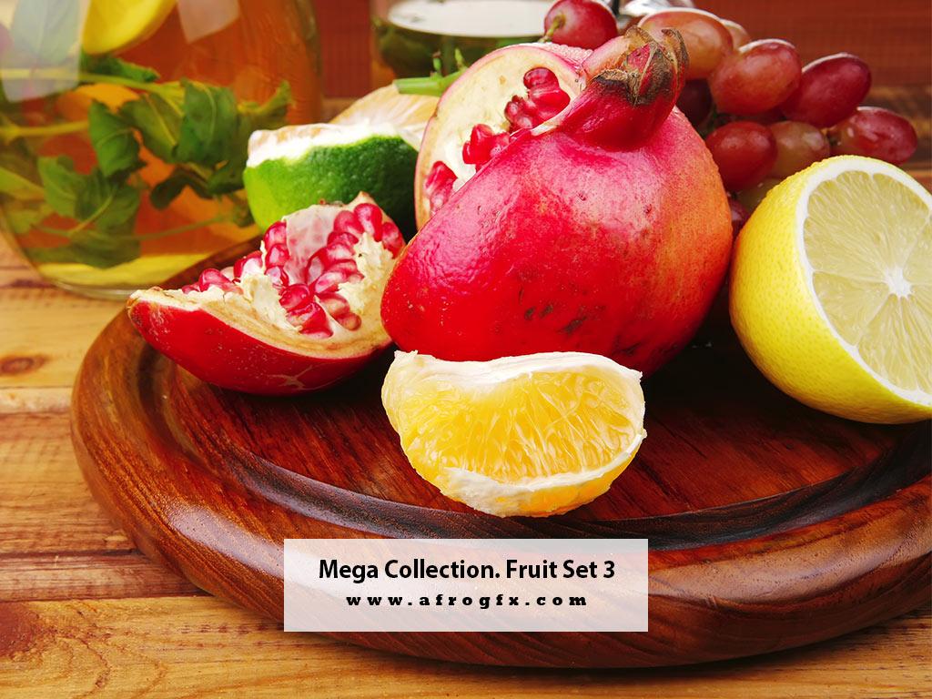 Mega Collection. Fruit #3