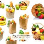 Mega Collection. Fruit #4