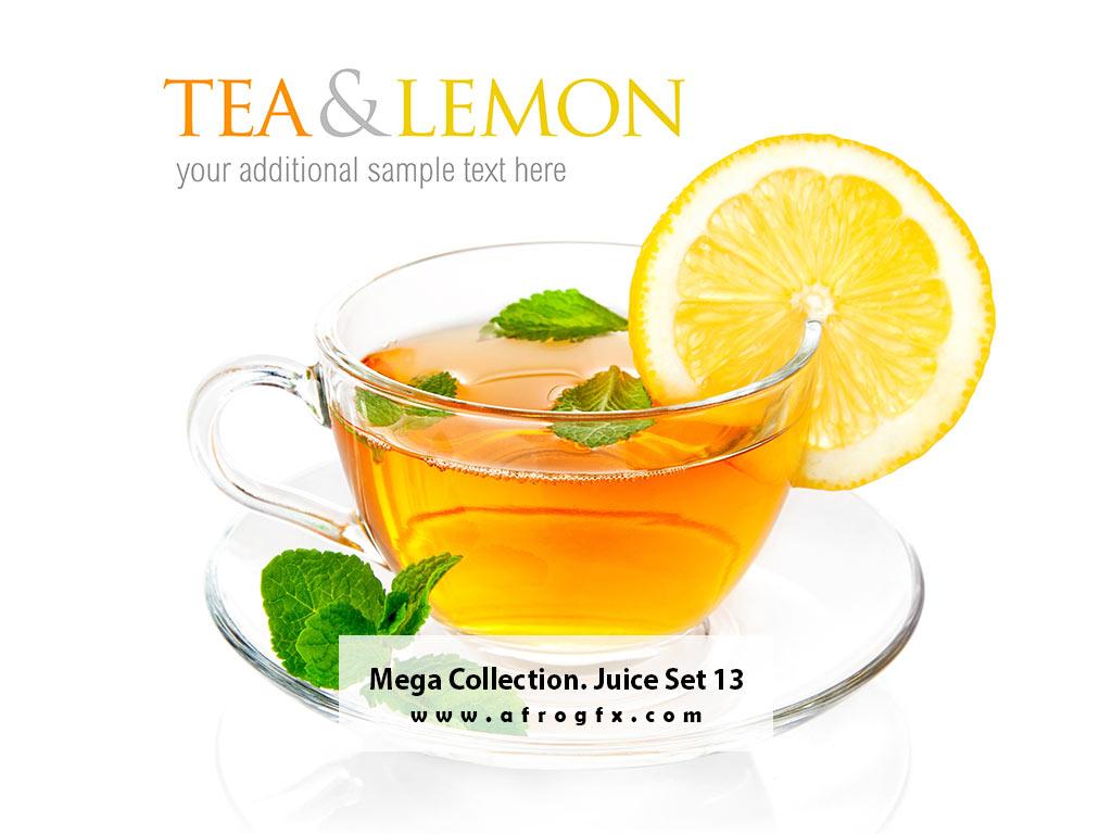 Mega Collection. Juice #13 Stock Photo