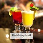 Mega Collection. Juice #6 Stock Photo