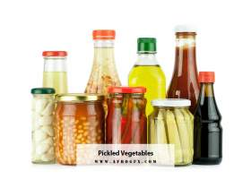 Pickled Vegetables - Stock Photo Set 1