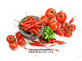 Collection of Vegetables 2