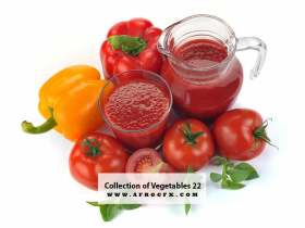 Collection of Vegetables 22