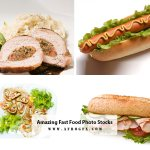 Amazing Fast Food Photo Stocks