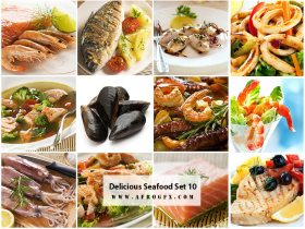 Delicious Seafood Set 10