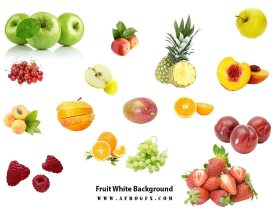 Fruit White Background Images, Stock Photos 2