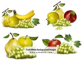 Fruit White Background Images, Stock Photos 2