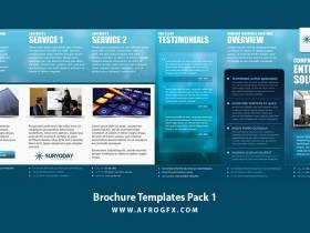Brochure Templates Pack 1