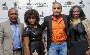Meet Ramsey Noah and More Celebs at the CAMIFF Cultural Night