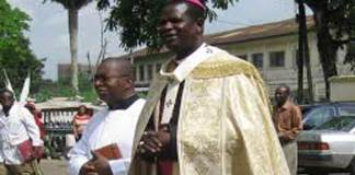 Arch Bishop Samuel Kleda