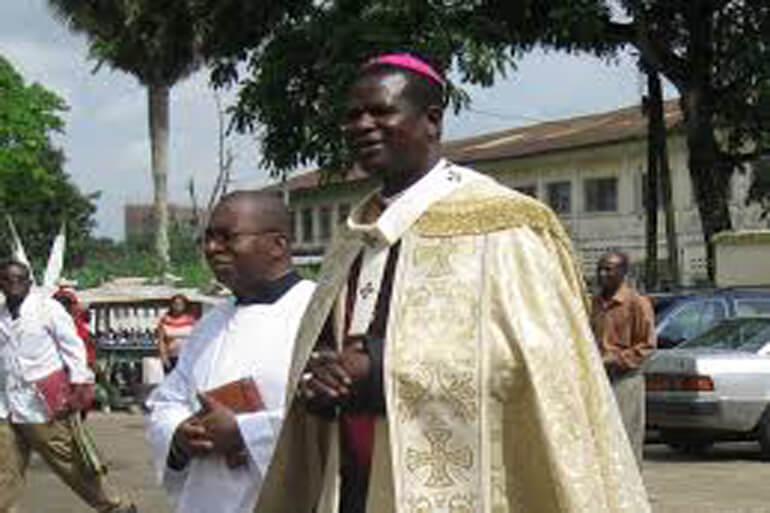 Arch Bishop Samuel Kleda