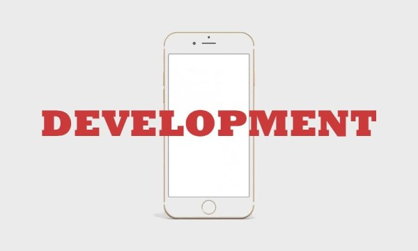 App Development - Development phase