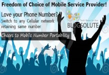 mobile number portabilty