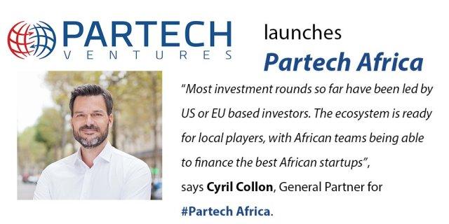 Media Tweets Partech Ventures launches Partech Africaa