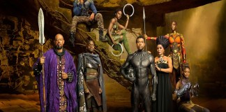 Black Panther forces America to celebrate Africa