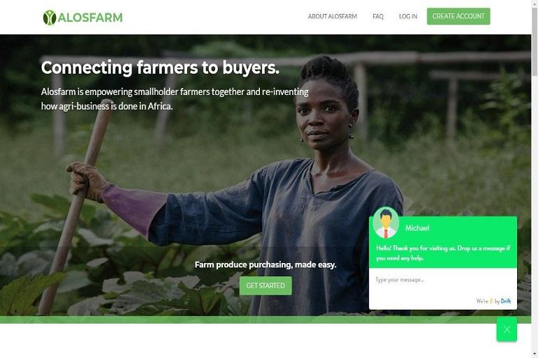Alosfarm is Keeping Nigeria's Agri-products Fresh in Transit